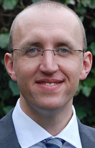 Photo of Dr Jonathan Brand